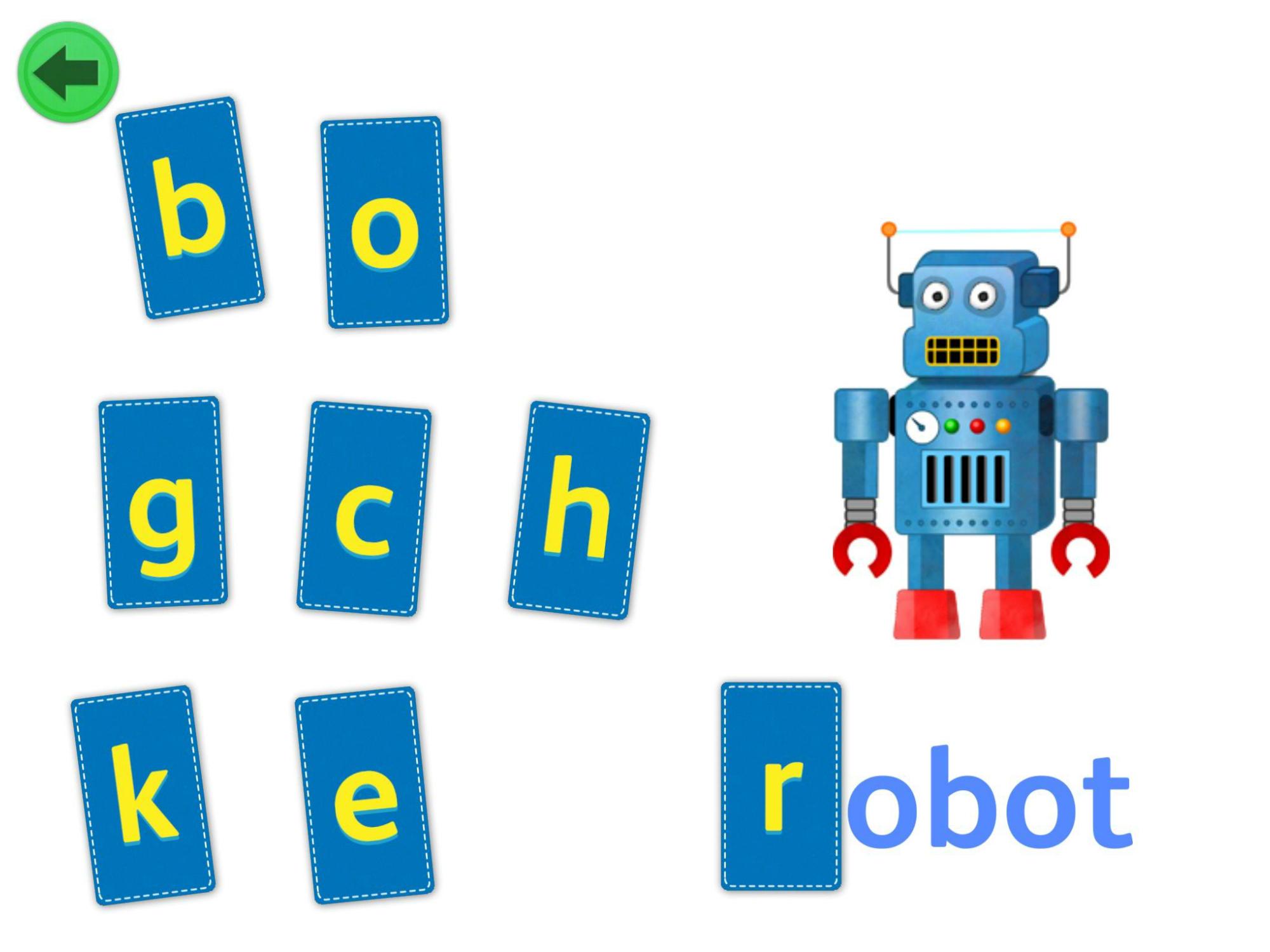 Spelling - app illustration